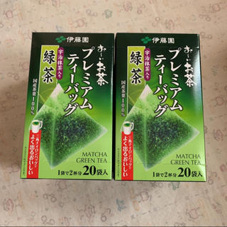 イトウエン(伊藤園)の伊藤園  おーいお茶  ティーバッグ★2箱(茶)