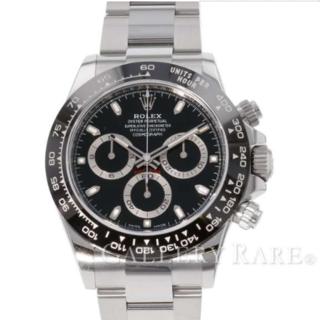 ROLEX - ロレックス ROLEX 腕時計中古  黒文字盤