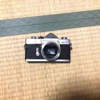 コニカミノルタ(KONICA MINOLTA)のMINOLTA SR-1(フィルムカメラ)