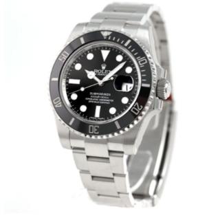 ROLEX - ロレックス ROLEX サブマリーナー デイト  メンズ 腕時計 ブラック 中古