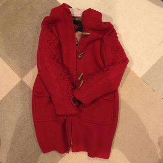 ダブルスタンダードクロージング(DOUBLE STANDARD CLOTHING)のダブルスタンダード ダッフルコート(ムートンコート)