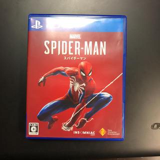 PlayStation4 - スパイダーマン ps4 ソフト