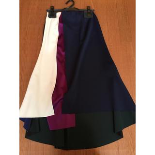 アンティックラグ(antic rag)のアンティックラグ✩新品切り替えスカート(ロングスカート)