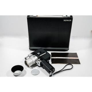 コニカミノルタ(KONICA MINOLTA)の(中古)KONICA コニカ single-8 ジャンク 8mm シネカメラ(ビデオカメラ)