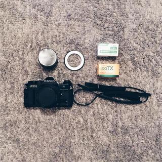 キヤノン(Canon)のcanon AE-1 program(フィルムカメラ)