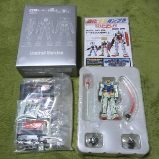BANDAI - ガンプラ RX-78-2 ガンダム Limited Version 1/200