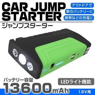 新品★ジャンプスターター モバイルバッテリー12V・DRED-k (その他)