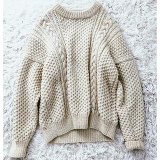 エディットフォールル(EDIT.FOR LULU)のused knit 肉厚ニット セーター(ニット/セーター)