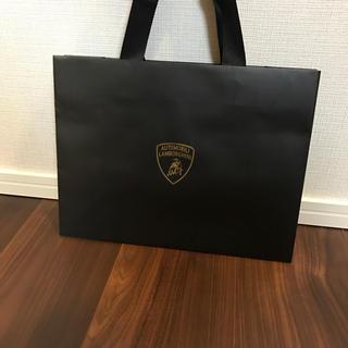 ランボルギーニ(Lamborghini)のランボルギーニ紙袋(その他)
