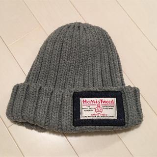 ハリスツイード(Harris Tweed)のHarris Tweed ニット帽(ニット帽/ビーニー)