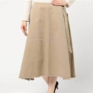 デミルクスビームス(Demi-Luxe BEAMS)のDemi-Luxe BEAMS スカート(ひざ丈スカート)