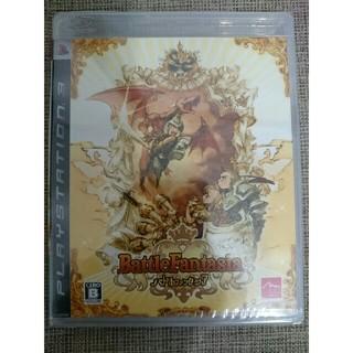 プレイステーション3(PlayStation3)の【新品未開封】バトルファンタジア(家庭用ゲームソフト)