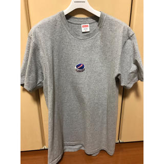 Supreme - supreme bottle cap tee グレー M 国内正規品 18aw
