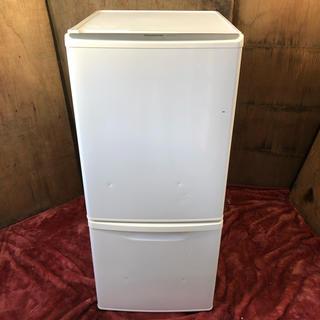 パナソニック(Panasonic)の近郊送料無料♪ Panasonic 138L 冷蔵庫 下冷凍 自動霜取(冷蔵庫)