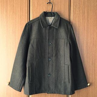 希少 90'sBARBICHE BIGI VINTAGE ウールジャケット (ピーコート)