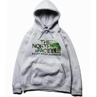 THE NORTH FACE - Ins超人気the north face  パーカー  裏起毛 秋冬 Lサイズ