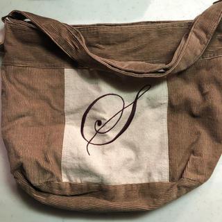サマンサモスモス(SM2)のサマンサモスモスSM2 コーデュロイバッグ(ショルダーバッグ)