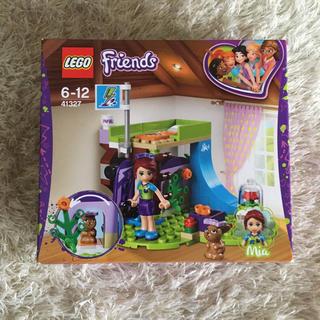 Lego - レゴフレンズ☆ミアのお部屋☆ツリーベッドつき