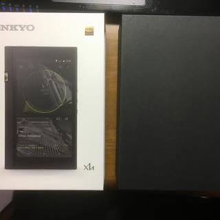 オンキヨー(ONKYO)の【在庫処分‼︎】ONKYO DP-X1A オンキョー 中古美品(ポータブルプレーヤー)