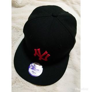 ニューエラー(NEW ERA)のNEWERA ニューエラ キッズキャップ 男女兼用 ストリート ヤンキース(帽子)