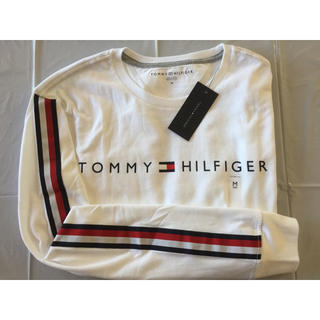TOMMY HILFIGER - 新品新作トミーヒルフィガー 長袖TシャツM