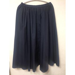 ニジュウサンク(23区)のシェアパーク フレアスカート(ひざ丈スカート)
