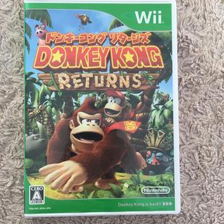 ウィー(Wii)のWii ドンキーコング(家庭用ゲームソフト)