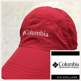 コロンビア(Columbia)のコロンビア ☆ キャップ(登山用品)