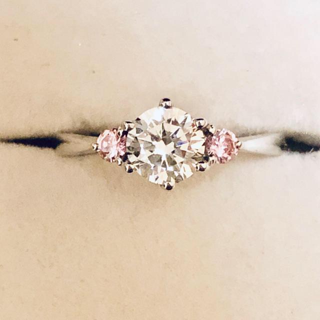 期間限定Sale モアッサナイト 人工ダイヤモンドリング 9号 レディースのアクセサリー(リング(指輪))の商品写真