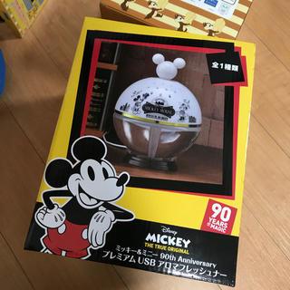 ミッキーマウス - ミッキー&ミニー 90th Anniversary アロマフレッシュナー アロマ