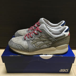 アシックス(asics)の27.5 asics gel lyte 3 invincible formosa(スニーカー)