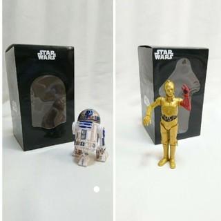 R2-D2  C-3PO  1/10スケールフィギュア(SF/ファンタジー/ホラー)