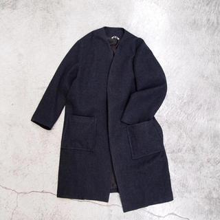 ヤエカ(YAECA)の  arts&science No collar cardigan jacket(ノーカラージャケット)
