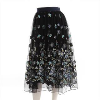 リリーブラウン(Lily Brown)のリリーブラウン チュールスカート (ひざ丈スカート)