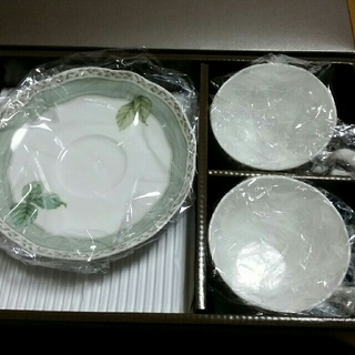 ノリタケ(Noritake)のノリタケカップ&ソーサー(グラス/カップ)