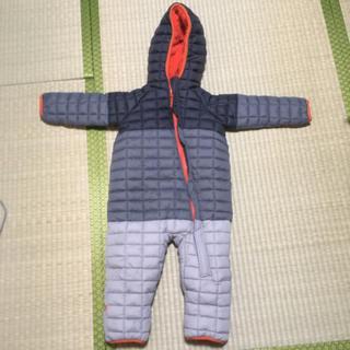 コストコ(コストコ)のSNOZUジャンプスーツ ボア キッズ スノーウェア ジャンパー(カバーオール)