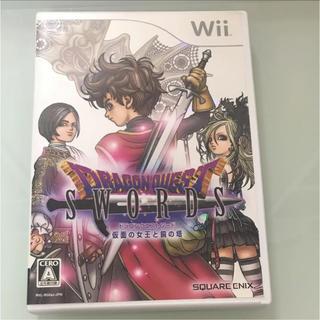 ウィー(Wii)のWii ドラゴンクエストソード 仮面の女王と鏡の塔(家庭用ゲームソフト)
