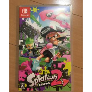 Nintendo Switch - 任天堂Switch スプラトゥーン2