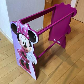 ディズニー(Disney)のディズニー ミニー 収納ラック(棚/ラック/タンス)