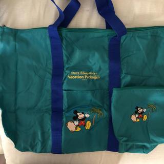 Disney - 東京ディズニーリゾート エコバッグ &  カードホルダー