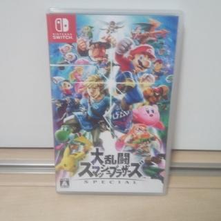 ニンテンドースイッチ(Nintendo Switch)の大乱闘スマッシュブラザーズ(携帯用ゲームソフト)