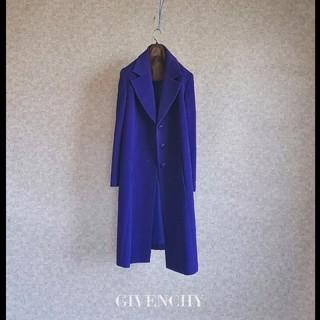 GIVENCHY - 超高級 美品 ジバンシィ おしゃれチェスターコート 希少おしゃれカラー 送料無料