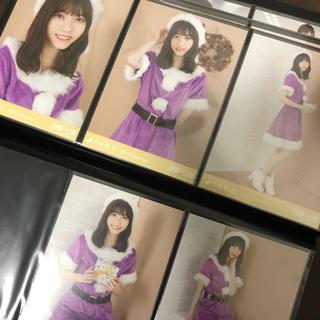 乃木坂46 - 西野七瀬 生写真 サンタ2017