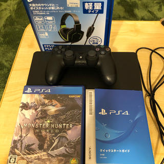 PlayStation4 - PlayStation®4 ジェット・ブラック 500GB