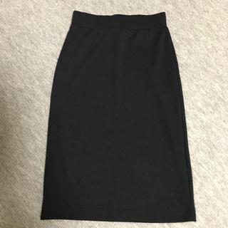 エリアーヌジジ(elianegigi)のエリアーヌジジ   膝丈ポンチタイトスカート♡(ひざ丈スカート)