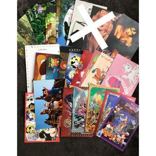 ディズニー(Disney)のポストカード 27枚セット ディズニー 海外アーティスト 非売品 トイストーリー(切手/官製はがき)