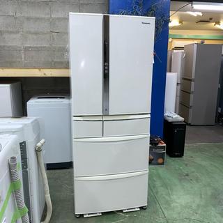 パナソニック(Panasonic)の⭐︎Panasonic⭐︎冷凍冷蔵庫 470L 自動製氷 大阪市近郊配達無料(冷蔵庫)