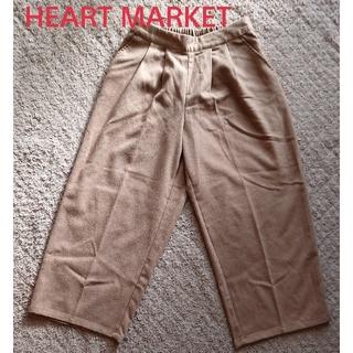ハートマーケット(Heart Market)のHEART MARKET ワイドパンツ(カジュアルパンツ)