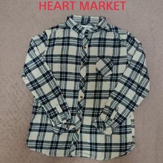 ハートマーケット(Heart Market)のHEART MARKET チェックシャツ(シャツ/ブラウス(長袖/七分))