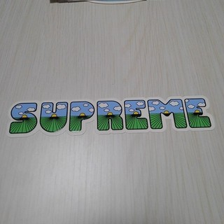 シュプリーム(Supreme)のらっく様専用 シュプリーム ステッカー シール PC ノートパソコン カバン 車(スーツケース/キャリーバッグ)